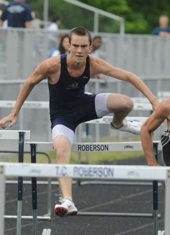 Justin D'Angelo, TCR, Hall of Fame hurdler